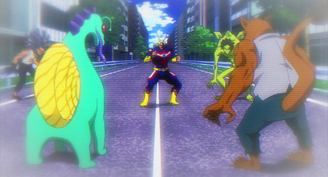 My Hero Academia and the Horrifying Nature of Quirks – Morning, Roo